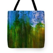 Windmills In My Mind Tote Bag