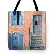 Window And Doors Provence France Tote Bag