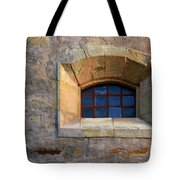 Window Detail At Carmel Tote Bag