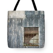 Window In Time 2 Tote Bag