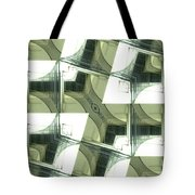 Window Mathematical  Tote Bag