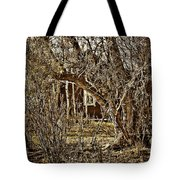 Window Of Roots Tote Bag