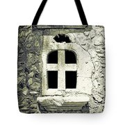 Window Of Stone Tote Bag
