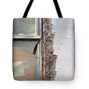 Window Pain  Tote Bag