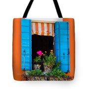 Window Plants Tote Bag