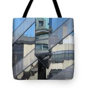 Window Reflection Tote Bag