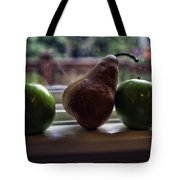 Windowsill 3 Tote Bag
