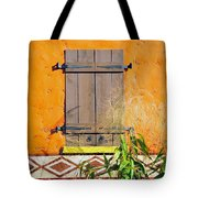 Window To Africa Tote Bag