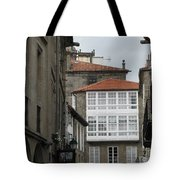 Windows Of Galicia Tote Bag