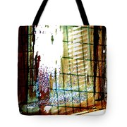 Windows Old And New 2 Tote Bag