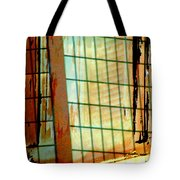 Windows Old And New Tote Bag