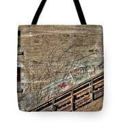 Window's On An Incline Tote Bag