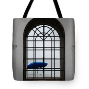 Windows On The Beach Tote Bag