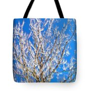 Winds Upon The Branchs II Tote Bag