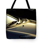 Windshield Wiper Tote Bag by Carlos Caetano