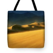 Death Valley Windswept 2 Tote Bag