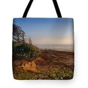 Windswept Coast Tote Bag