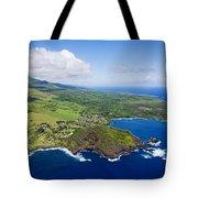 Windward Maui Aerial II Tote Bag