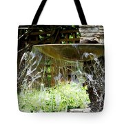 Windy Waterscape Tote Bag