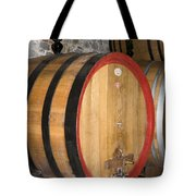 Wine Aging Tote Bag