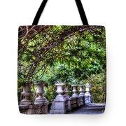 Wine And Vine Tote Bag