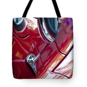 Wing Mirror Tote Bag