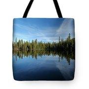 Wings In The Lake Tote Bag