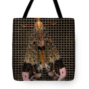 Wings Of Electricity Tote Bag