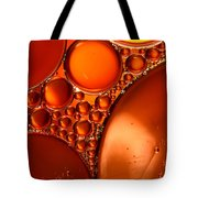 Winter Abstract Collection IIi Tote Bag