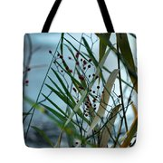 Winter And Fall Fight Tote Bag