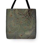Winter Branch Tote Bag
