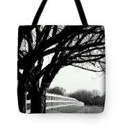 Winter Cherry Tote Bag