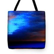 Winter Clouds In Spain Tote Bag