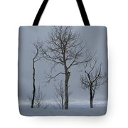 Winter Elegance Too Tote Bag
