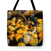 Winter Gourds  Tote Bag