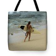 Winter In Hawaii 4 Tote Bag