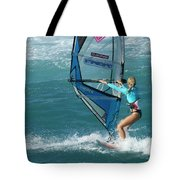 Winter In Hawaii 5 Tote Bag