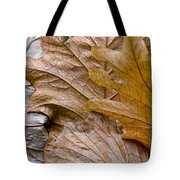 Autumn Leaves Of Gold Tote Bag