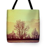 Winter Mood Tote Bag