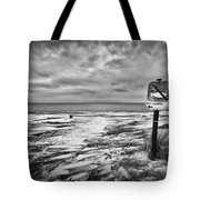 Winter... Or Three Months Of Silence Tote Bag