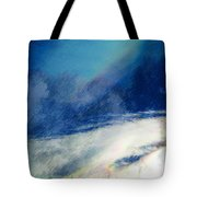 Winter Pastel Tote Bag
