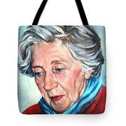 Winter Portrait Sophia Tote Bag