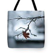 Winter Solo Tote Bag