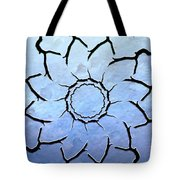 Winter's Flower Tote Bag