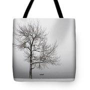 Wintertrees Tote Bag