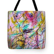 Wired For Joy Tote Bag