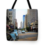 Wisconsin Avenue 2 Tote Bag