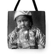 Wishram Girl 1909 Tote Bag