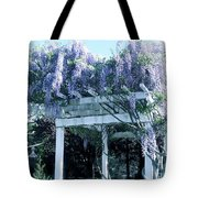 Wisteria In Bloom  Tote Bag