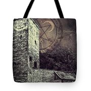 Witch Tower Tote Bag